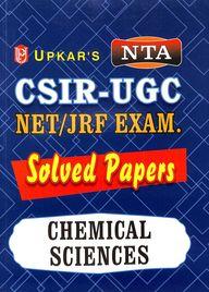 Chemical Sciences Csir/Ugc/Net/Jrf Exam: Code-1819