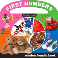 First Numbers Carry Me Around : Window Handle Book