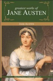 Greatest Works Of Jane Austen