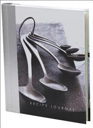 Large Recipe Journal-Measuring Spoons (Spank)