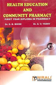Health Education & Community Pharmacy 1st Year Diploma In Pharmacy