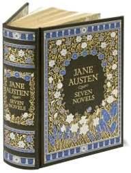 Jane Austen: Seven Novels (Barnes & Noble Leatherbound Classics)