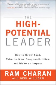 High Potential Leader : How To Grow Fast Take On New Responsibilities & Make An Impact