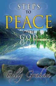 Steps to Peace with God (NIV) : 25- Pack Tracts