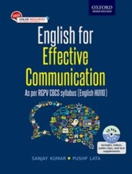 Buy English For Effective Communication For Rgpv book
