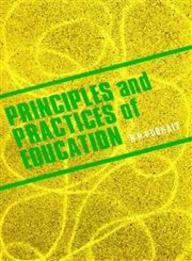 Principles & Practices Of Education