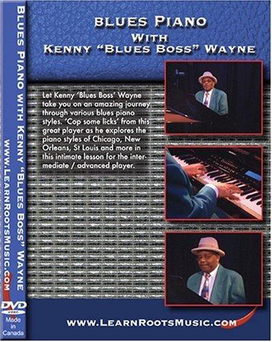 Blues Piano With Kenny 'Blues Boss' Wayne