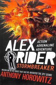 Alex Rider-Stormbreaker