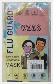 Kids Mask Pack of 2