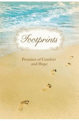 Footprints: Pocket Inspirations: Promises of Comfort and Hope