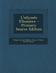 L'odyssée D'homère - Primary Source Edition (French Edition)