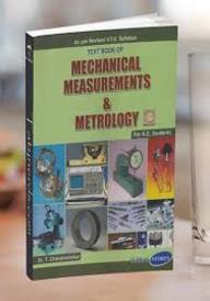 Engineering Metrology Textbook By Mahajan Pdf