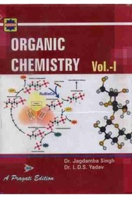 Buy Organic Chemistry Vol 1 book : Jagdamba Singh,Lds Yadav