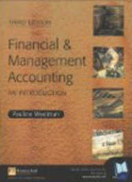 Financial and Management Accounting:An Introduction