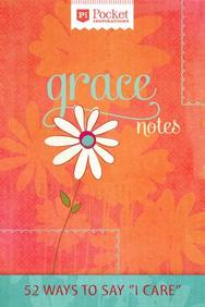 """Graces Notes: 52 Ways to Say """"I Care"""""""