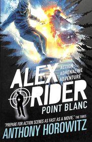 Alex Rider Point Blanc