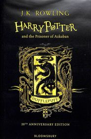 Harry Potter & The Prisoner Of Azkaban : Hufflepuff Edition