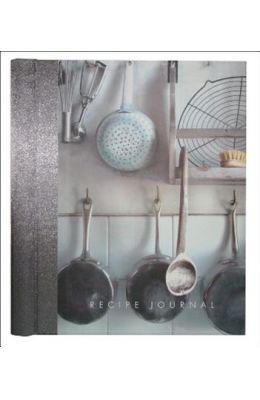 Kitchen Utensils Large Recipe Journal