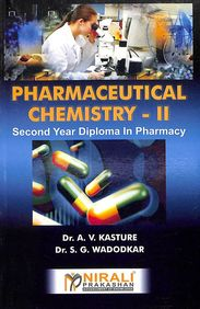 Pharmaceutical Chemistry 2- 2 Year Diploma In Pharmacy