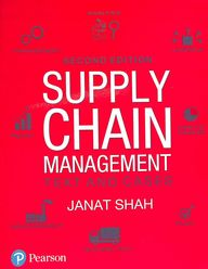 Supply Chain Management Text & Cases