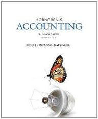 Horngren's Accounting with Access Code