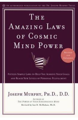 Books by joseph murphy joseph murphy books online india joseph amazing laws of cosmic mind power fandeluxe Images