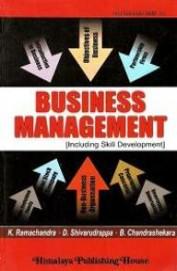 Business Management : Including Skill Development 1sem Bbm : Tu