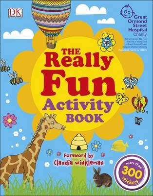 Great Ormond Street Hospital Activities: The Really Fun Activity Book