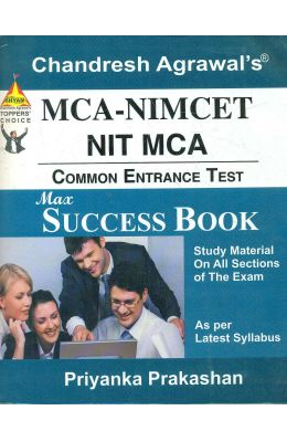 Mca-Nimcet Nit Mca Common Entrance Test Max Success Book