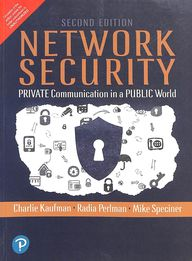 Network Security Private Communication