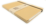Beige Color Paper Fibre Series Note Book