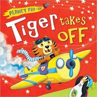 Tiger Takes Off : Planet Pop Up