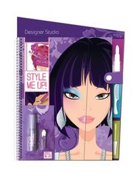 Wooky Designer Studio Sketchbook - Hair & Make-up