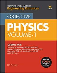 Objective Physics Vol1 Complete Stuy Pack For Engineering Entrances More Thean 5000+: Code B122
