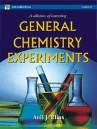 Buy A Collection of Interesting General Chemistry Experiments book
