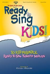 Ready to Sing Kids CD Preview Pak