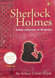 Sherlock Holmes Set Of 5 Vol