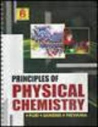 Physical Chemistry By Puri And Sharma Ebook