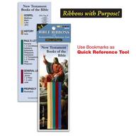 Bible Ribbons with Bookmark- New Testament