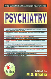 Psychiatry : Quick Medical Examination Review Series