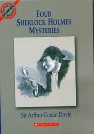 Four Sherlock Holmes Mysteries (special School Edition)