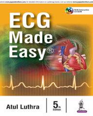 Ecg Made Easy W/Cd