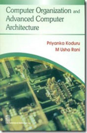 Computer Organization & Advanced Computer Architecture