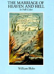 Marriage Of Heaven And Hell : A Facsimile In Full Color
