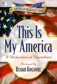 This Is My America: A Declaration Of Dependence