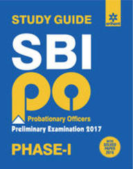 Study Guide Sbi Po Preliminary Examination 2017 Phase 1 : Code J645