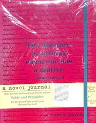 A Novel Journal: Pride and Prejudice
