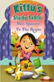 Mrs Sparrow To The Rescue : Kittus Study Table