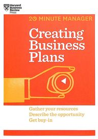 Creating Business Plans : 20 Minute Manager Series
