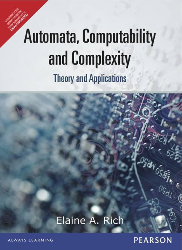 Automata Computability & Complexity